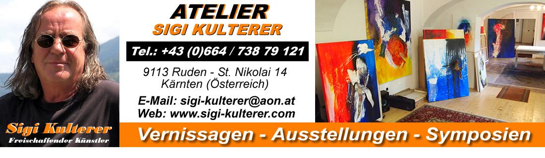 Sigi Kulterer – Kärntner Maler und Künstler
