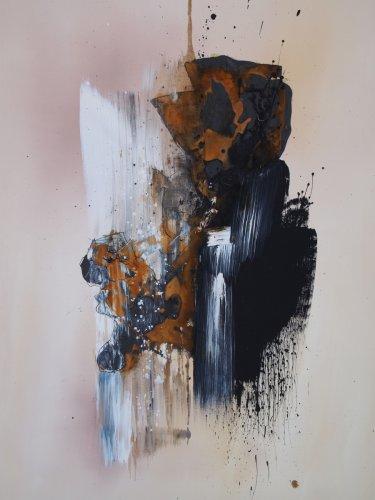 Transitory - Mixed Media - 120 x 80 cm - 2014